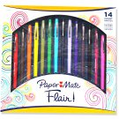 PaperMate Flair 14 Assorted Colors