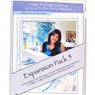 Edge to Edge Quilting on Your Embroidery Machine Expansion Pack 5