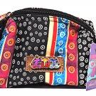 Laurel Burch Cosmetic Pouch Signature Collection LB5551B