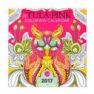 The Tula Pink Coloring Calendar 2017
