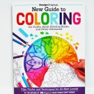 New Guide to Coloring Book
