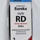 Generic Eureka Style RD Vacuum Belts 2 Pack