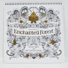 Enchanted Forest An Inky Treasure Hunt and 2017 Coloring Calendar