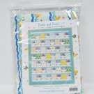 Animal Quackers Ducks and Boats Quilt Kit