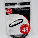 Hoover Convertible and Decade 800 Style 48 Vacuum Belts 40201048