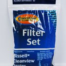 Envirocare Bissell Cleanview Series Filter Set F956