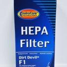 Envirocare Dirt Devil F1 HEPA Vacuum Filter F928