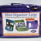 Yazzii Mini Craft Organizer Large Purple