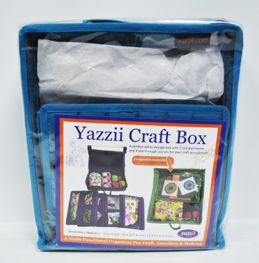 Yazzii Craft Box Aqua