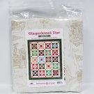Gingerbread Star Quilt Kit