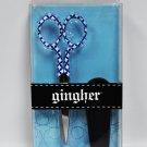 Gingher 5 Inch Knife Edge Sewing Scissors Lauren