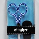 Gingher 4 Inch Designer Series Lauren Embroidery Scissors