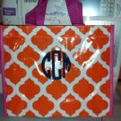 Monogrammed Mini Tote