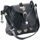 Womens Purse / Handbag / Embassy Leather Purse - LUPHRT - FREE SHIPPING!