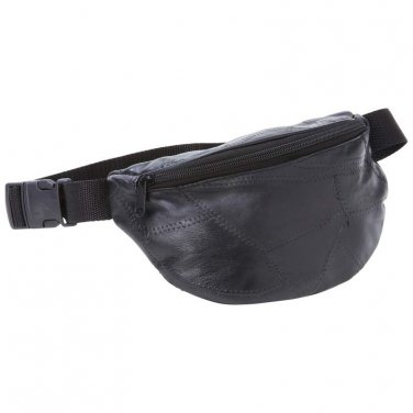 Waist Bag / Embassy� Leather Waist Bag - LUWAIST4 - FREE SHIPPING!