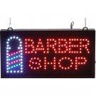 led signs / Mitaki-Japan™ BARBER SHOP Programmed LED Sign - ELMBSHOP - FREE SHIPPING!