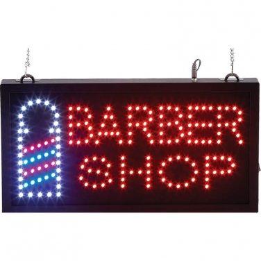 led signs / Mitaki-Japan� BARBER SHOP Programmed LED Sign - ELMBSHOP - FREE SHIPPING!