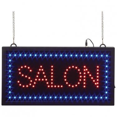 Mitaki-Japan� SALON Programmed LED Sign - ELMSLN - FREE SHIPPING!