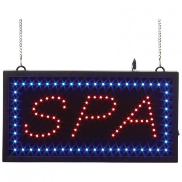 Mitaki-Japan� SPA Programmed LED Sign - ELMSPA - FREE SHIPPING!