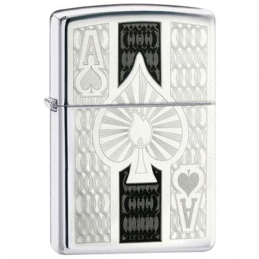 zippo lighter / Zippo® High Polish Chrome Finish Lighter - 24196 - FREE SHIPPING!