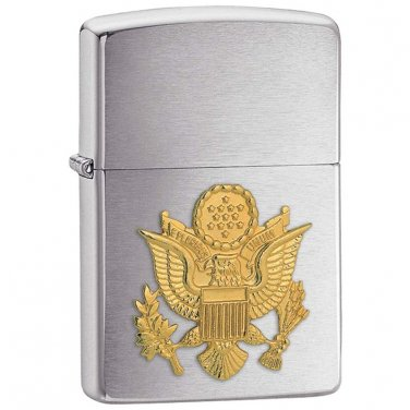 Zippo Army Emblem Lighter - 280ARM - FREE SHIPPING!