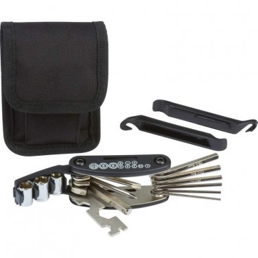 bike tools / Maxam® Bike Repair Set with Pouch - MTBYTL - FREE SHIPPING!