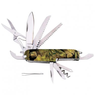 pocket knives / Royal Crest� 16-Function Knife - SKA13CAMO - FREE SHIPPING!