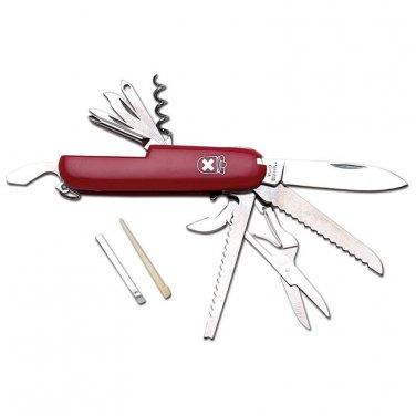 pocket knives / Royal Crest� 16-Function Slimline Knife - SKA13SLIMCL - FREE SHIPPING!