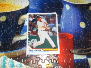 Mike Lowell BOSTON RED SOX