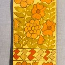 Panel painting - Flowers -16x3&quot;