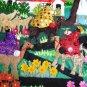 "Peruvian Wall Hanging - Nativity - Cuadro - ""Nacimiento"" 10""x10"""