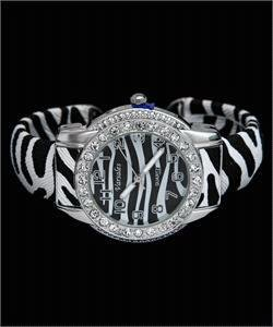 Zebra Fashon Watch