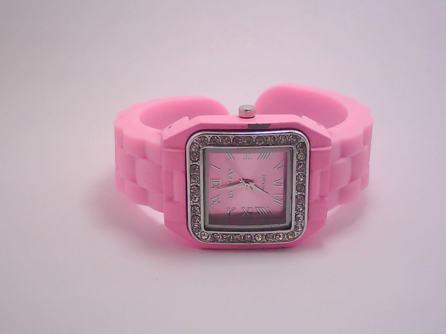 Pink Lady's Fashion Analog Watch