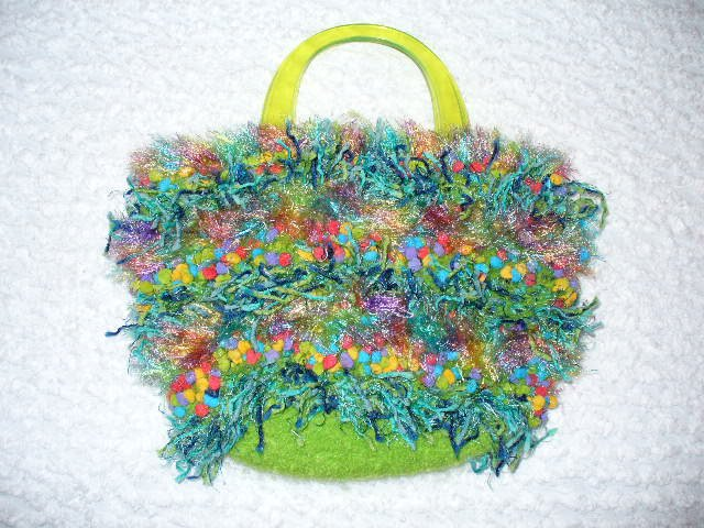 BeBop Spring Purse