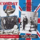 Combat 84 vs The Last Resort - Death or Glory vs Charge of the 7th Calvalry - CD
