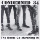 Condemned 84 - The Boots Go Marching In - CD