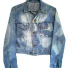 Levis Bleached Denim Jacket