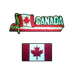 Canada Flag - Patches