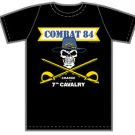 Combat 84 - Charge of the 7th Cavalry - T-shirt (Kid)