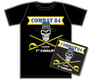 Special Deal Package - Combat 84 CD and T-Shirt