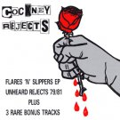 Cockney Rejects - Flares n Slippers + Unheard Rejects - CD