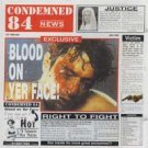 Condemned 84 - Blood On Yer Face - CD