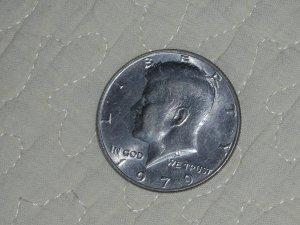 1979 HALF DOLLAR