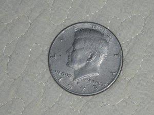 1973 HALF DOLLAR