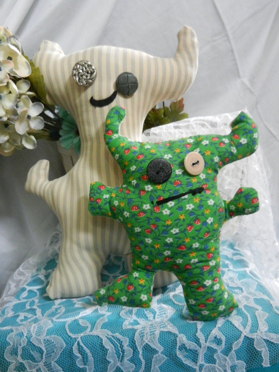 Willow Pillow Monsters