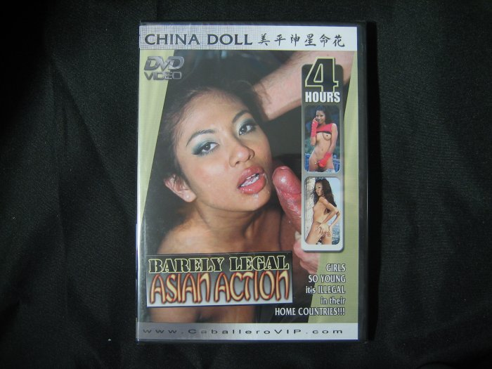 Barely Legal Asian Action