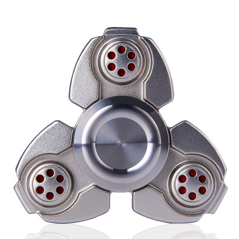 2017 EDC Hand Fidget Spinner Titanium Alloy Finger Gyroscope Focus Desk Toy