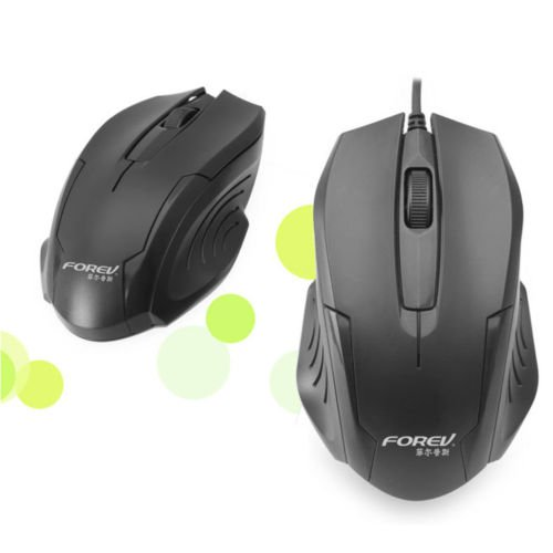 1000 DPI Aggravated Optical USB Wired Gaming Mouse Gamer Game Mice For PC Laptop