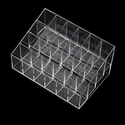 1X Clear Acrylic Makeup Cosmetic Organizer Drawer Case Storage Insert Holder Box