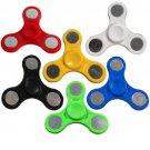 Gear hand tri-spinner Fidget fingertip gyro toy EDC desk focus stress reliever